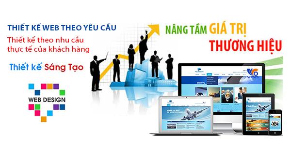 công ty thiết kế website tại hcm