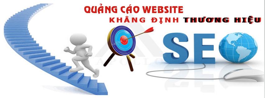 Dịch vụ quảng cáo website