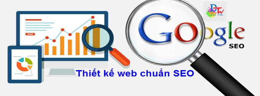 thiết kế website chuẩn seo tại quận tân phú