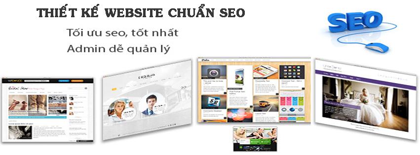 thiết kế website chuẩn seo tại quận 12