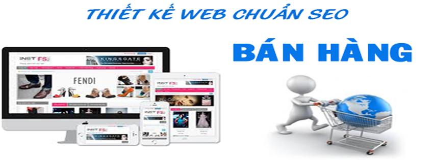thiết kế website chuẩn seo tại quận tân bình
