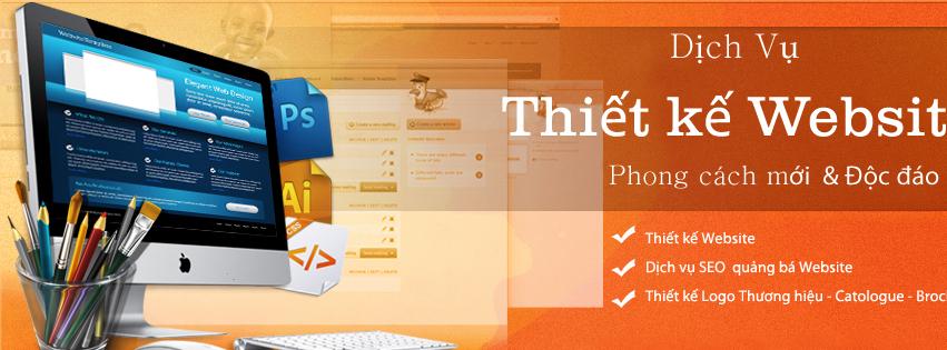 Thiết kế website theo chuẩn chuyên nghiệp