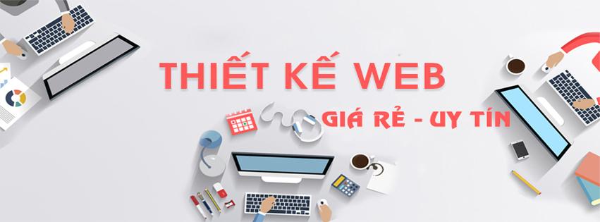 Thiết kế website giá rẻ uy tín