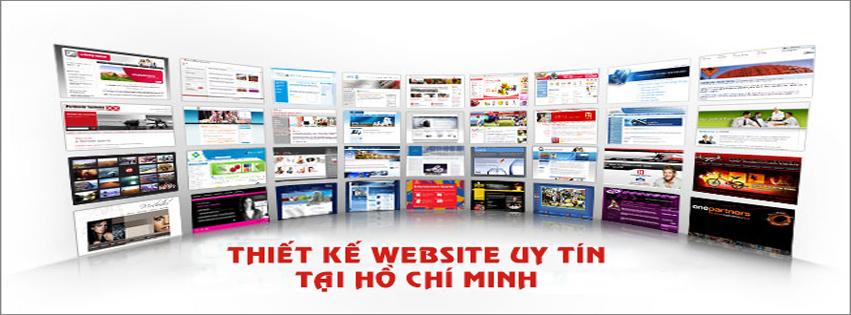 Thiết kế website uy tín TPHCM