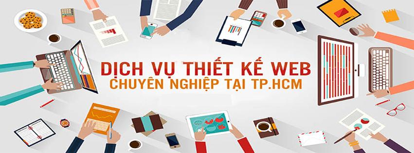 Thiết kế web uy tín chuyên nghiệp nhất tại TPHCM