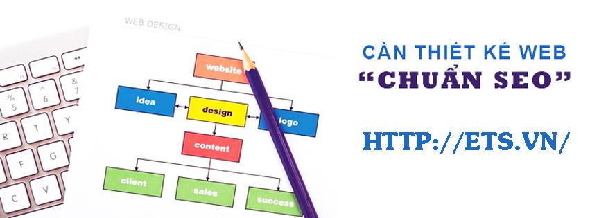 thiết kế website chuẩn seo tại huyện cần giờ