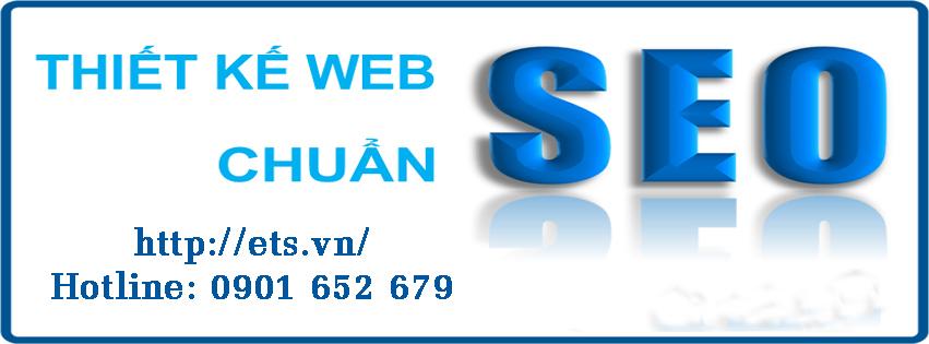 thiết kế website chuẩn seo quận 3