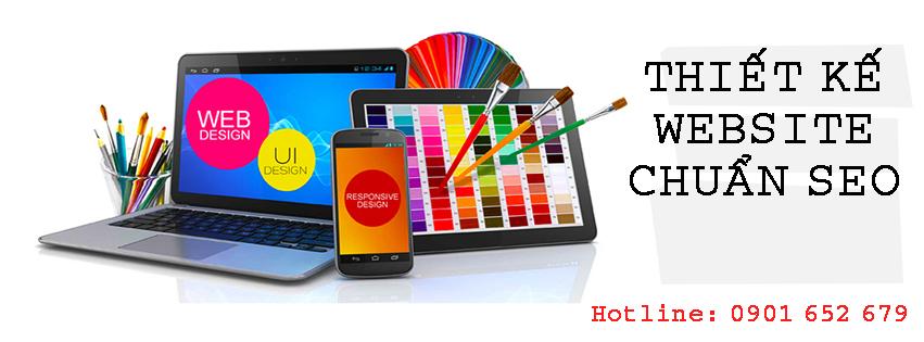 thiết kế website chuẩn seo tại quận thủ đức