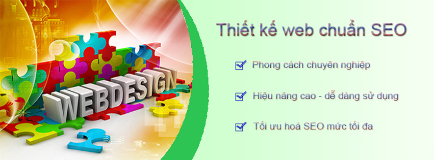 thiết kế website chuẩn seo quận 1