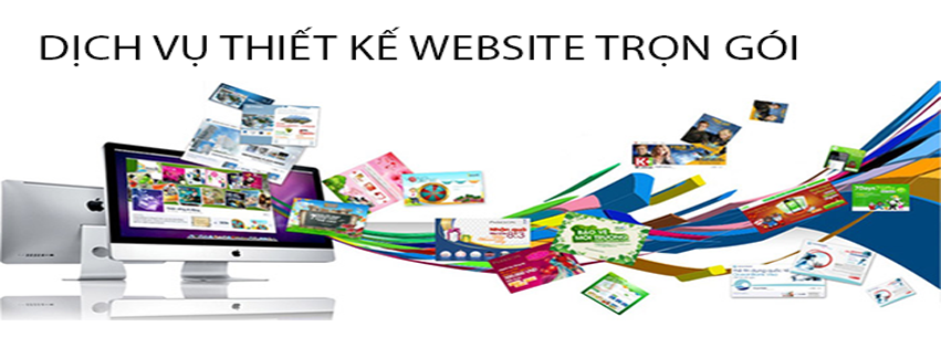 Thiết kế website trọn gói với giá hợp lý nhất