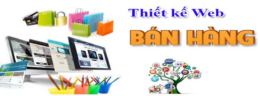 Thiết kế website bán hàng chất lượng hàng đầu Việt Nam