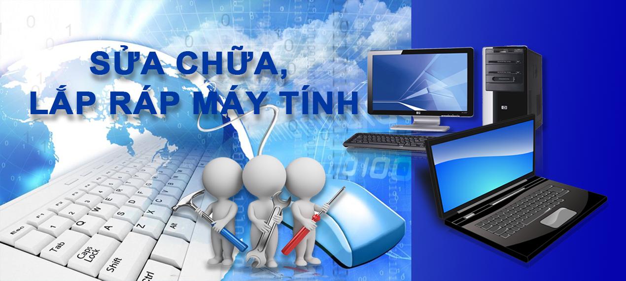 Dịch vụ lắp PC tại nhà – Lắp ráp máy tính bàn cho công ty và văn phòng