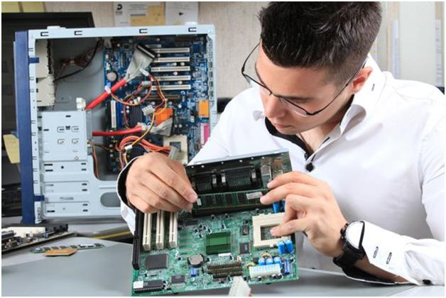 Sửa máy tính tại nhà giá rẻ cùng ETS